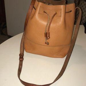 J. Crew Bucket Bag